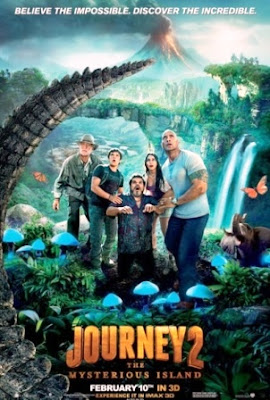 Viaje al centro de la Tierra 2 La isla misteriosa (2012) Journey 2 The mysterious island (2012).