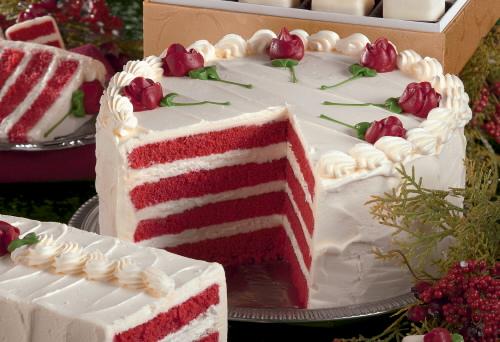 Resep Red Velvet Cake yang Mudah - Resep Cake Lezat