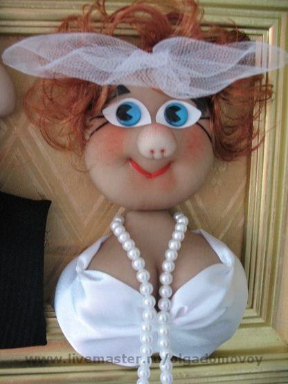 Невеста крупно