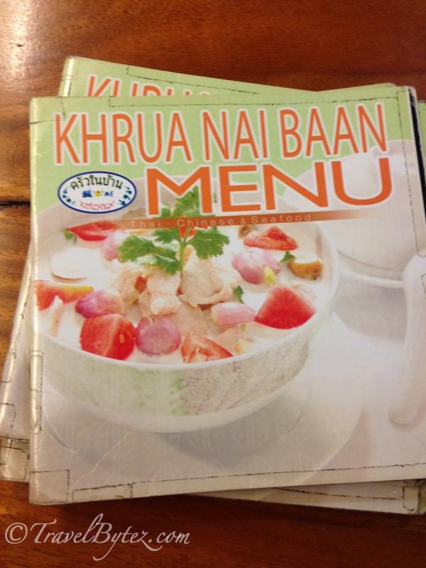 Khrua Nai Baan