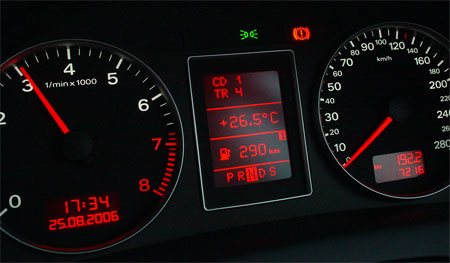 Audi a4 b6 Dashboard Symbols The Audi a4 b6 Dashboard