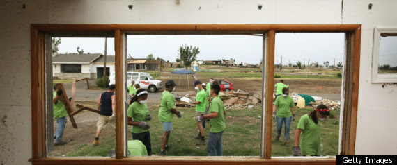 In Joplin, Young Professionals Give Up Careers To Rebuild