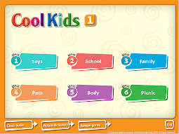COOLKIDS RESOURCES FOR 1º