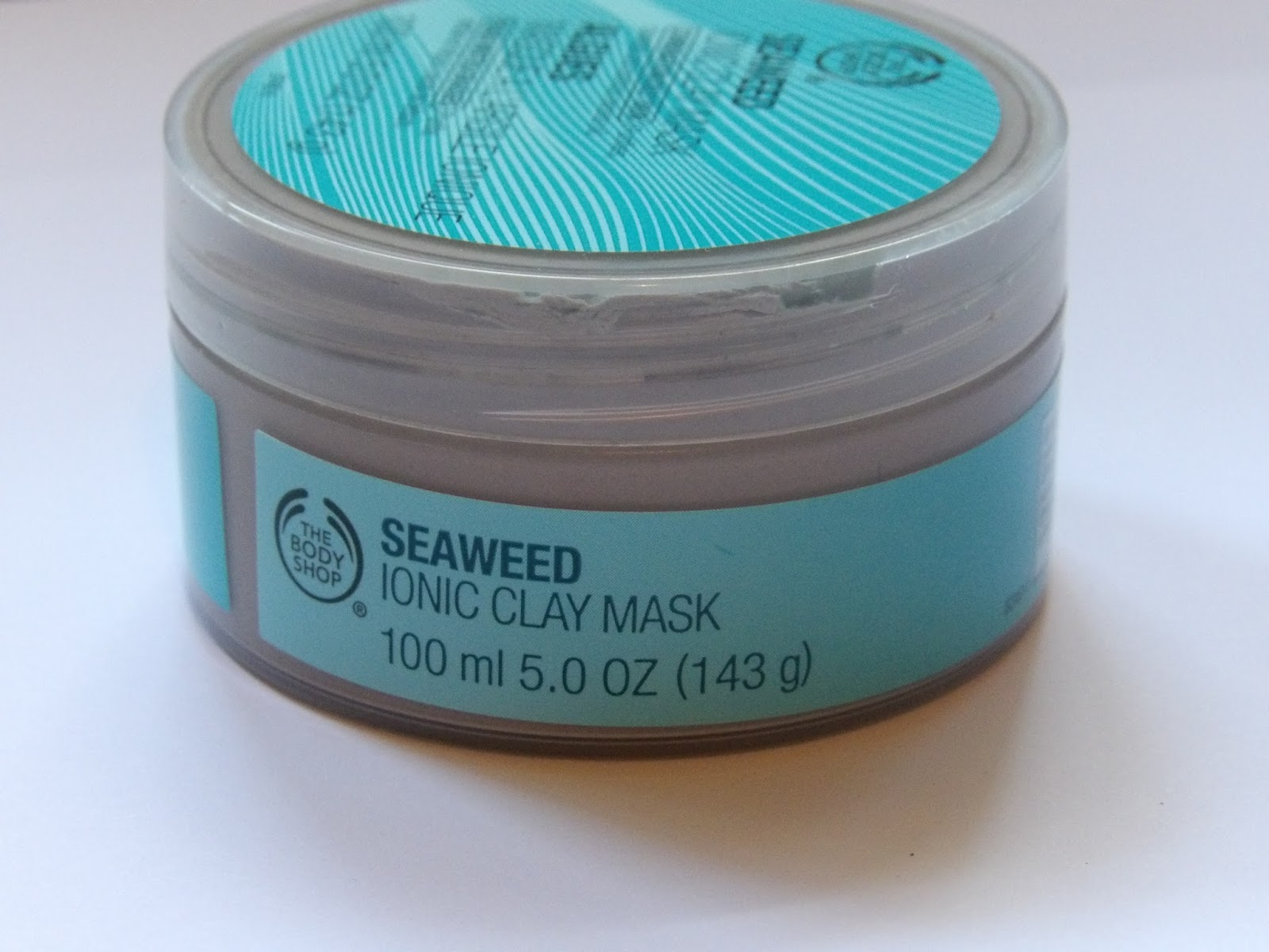 BODY SHOP SEAWEED MASK REVIEW