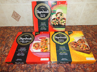 Sharwood Wrap Kits