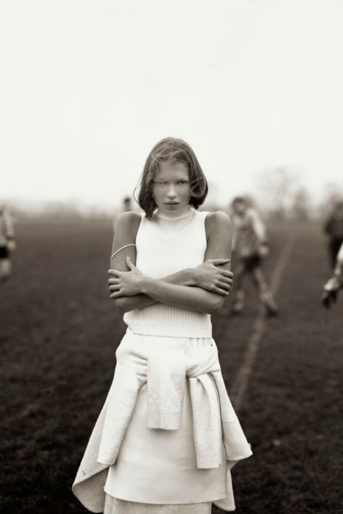 Kate Moss by Corinne Day, 1993