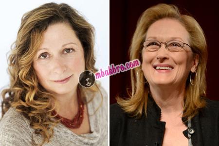 Abigail Disney dan Meryl Streep