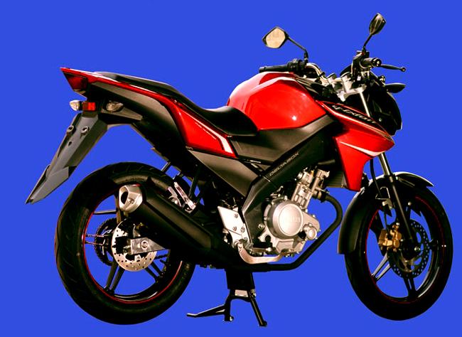 Modif Yamaha V Ixion 2013