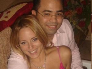 Sarah Pepén confía que su esposo será absuelto