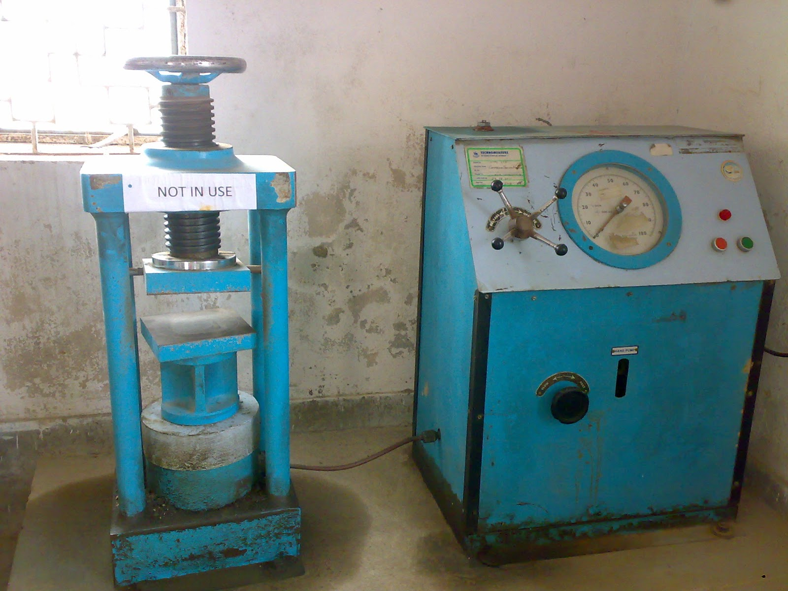 ABC OF THERMAL POWER PLANT LABORATORY TEST EQUIPMENT REQUIRED FOR
