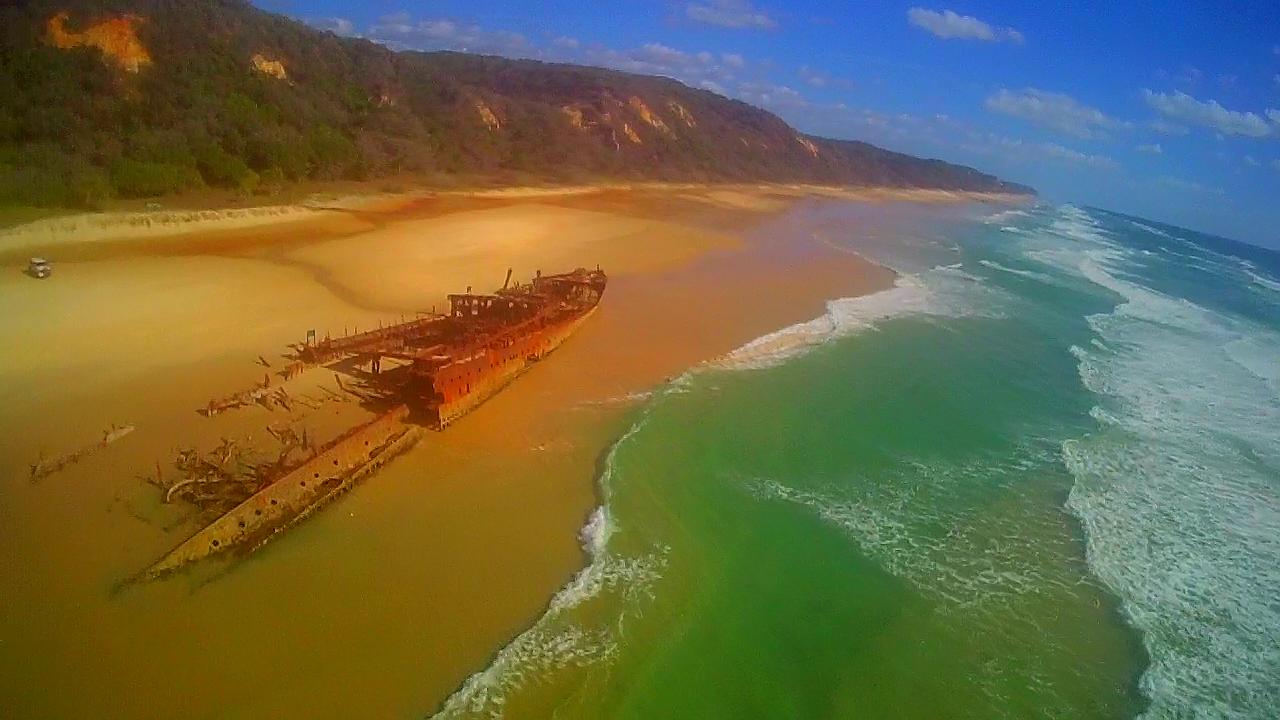 Hervey Bay Fraser Island Fly