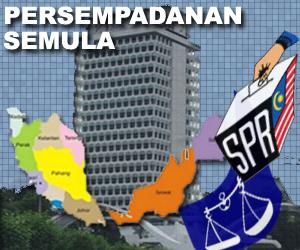 Persempadanan Semula Parlimen Dan DUN