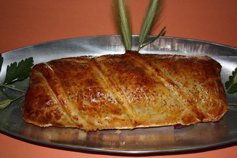 Hojaldre de filetes con queso for Cenas frias ligeras