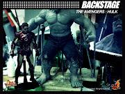 NEWS: Hot Toys' The Avengers Hulk Work In Progress Teaser