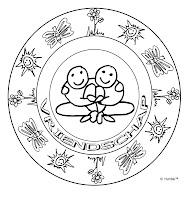 Vriendschap Mandala Humble