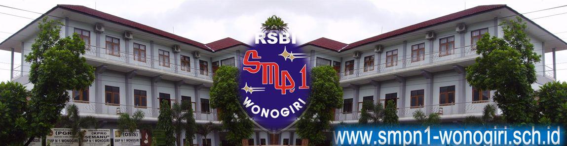SMP NEGERI 1 WONOGIRI