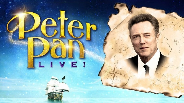 NBC's Peter Pan casts Christopher Walken - Press Release