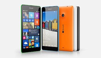 Çift Sim Kartlı Microsoft Lumia 535