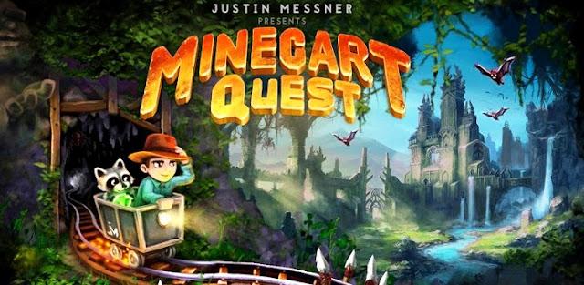 Download Minecart Quest Apk