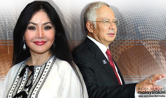 Besan jaja nama Najib ambil beg tangan RM1.7 juta tanpa bayaran
