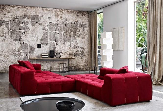 Simple Sofa for Modern Living Room