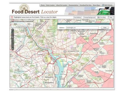 US Food Policy Diagnosing supermarket deserts