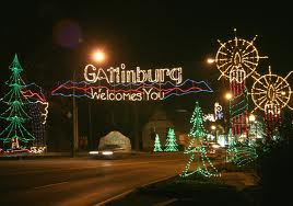 Smoky Mountain Winterfest - Gatlinburg Christmas lights