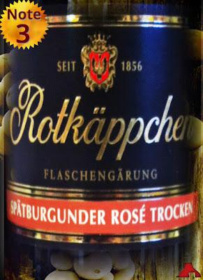 Rotkäppchen Sekt Flaschengärung Spätburgunder trocken
