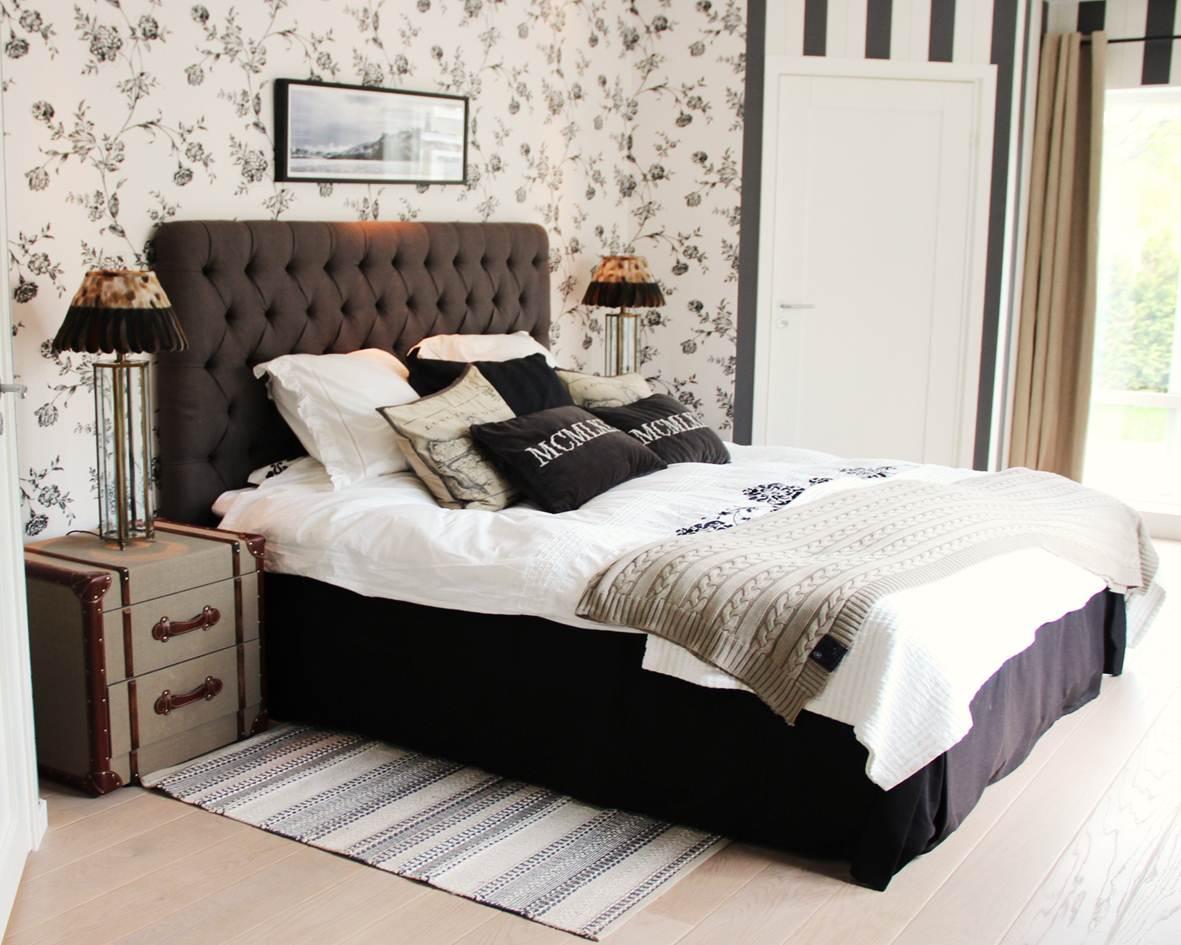 VÄlkommen hem!: sovrummet fÄrdigt