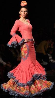 trajes de flamenca Sonibel Sonia e Isabelle