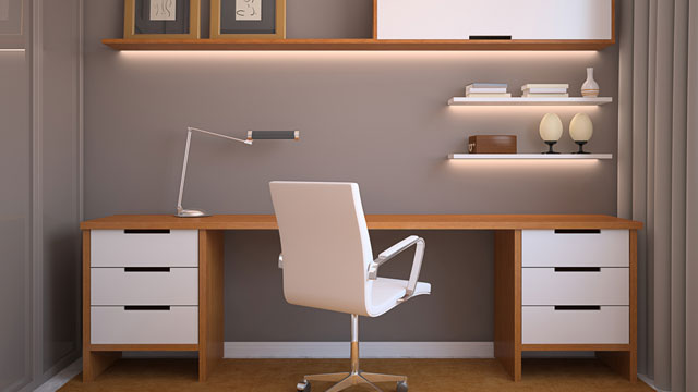 Beautiful Desk 12 beautiful work desk setups you'll want in your office ~ just