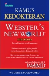 Kamus Kedokteran Webster's New World Edisi 3