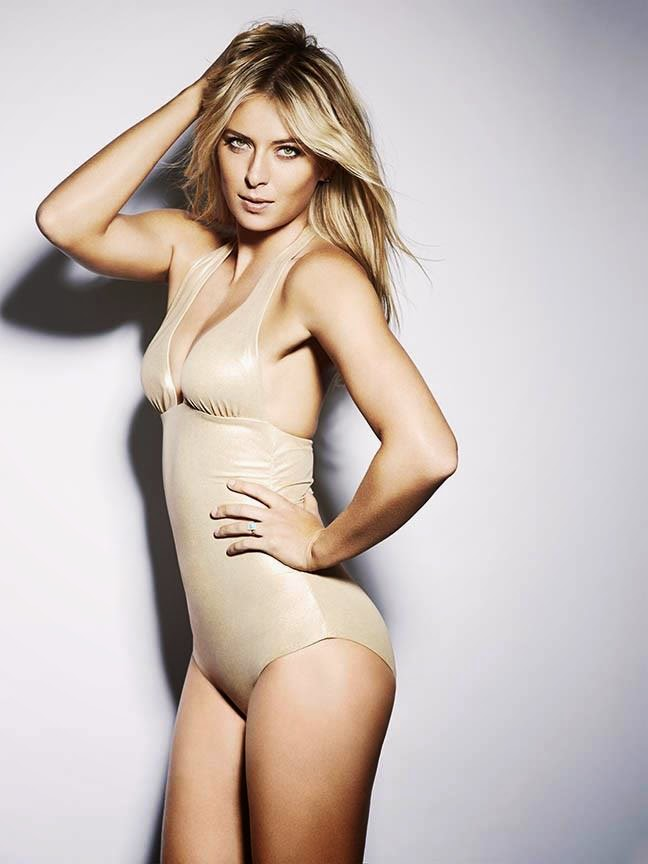 Bleachers Girl of the Week: Maria Sharapova