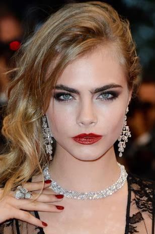 mujer: estilo y belleza: peinados pelo largo - fiesta de promoción