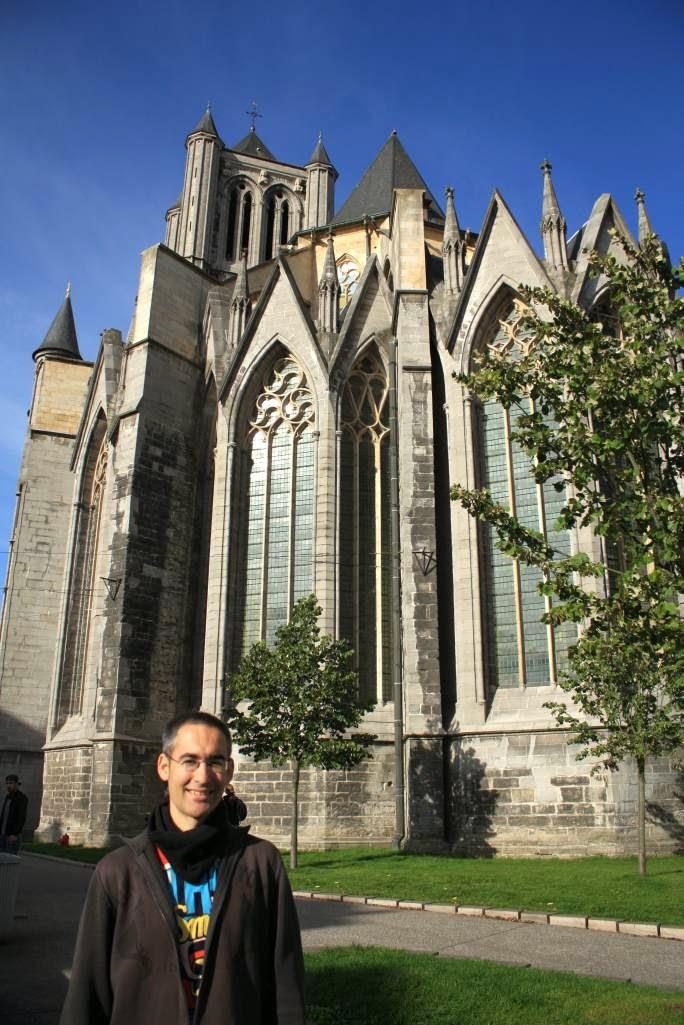 Sint Niklaaskerk in Ghent
