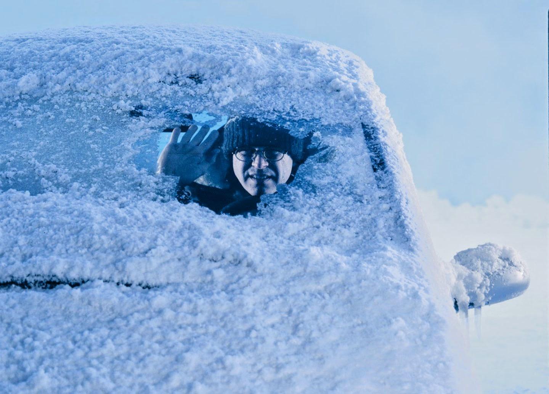 Как сделать в машине холодно