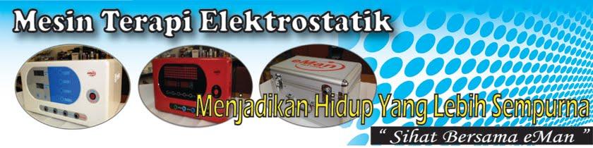Mesin Terapi Elektrostatik