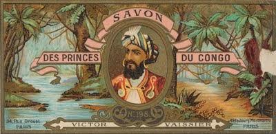 Princes du Congo n° 198