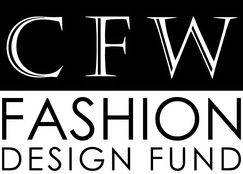 CFW Fashion Design Fund Logo