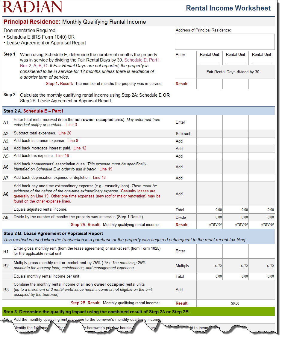 Mgic worksheet provides augmented instruction for Loan processing checklist template