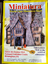 International dolls' house shows NEC, Birmingham UK
