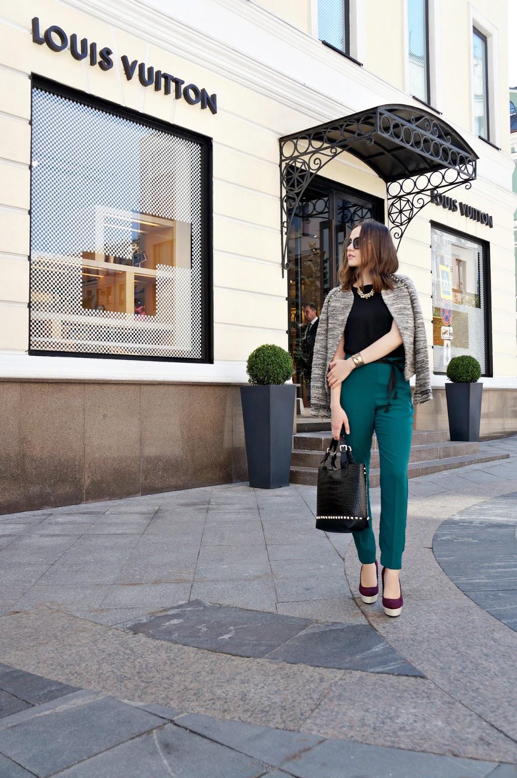 Alina Ermilova | Fashion Blogger