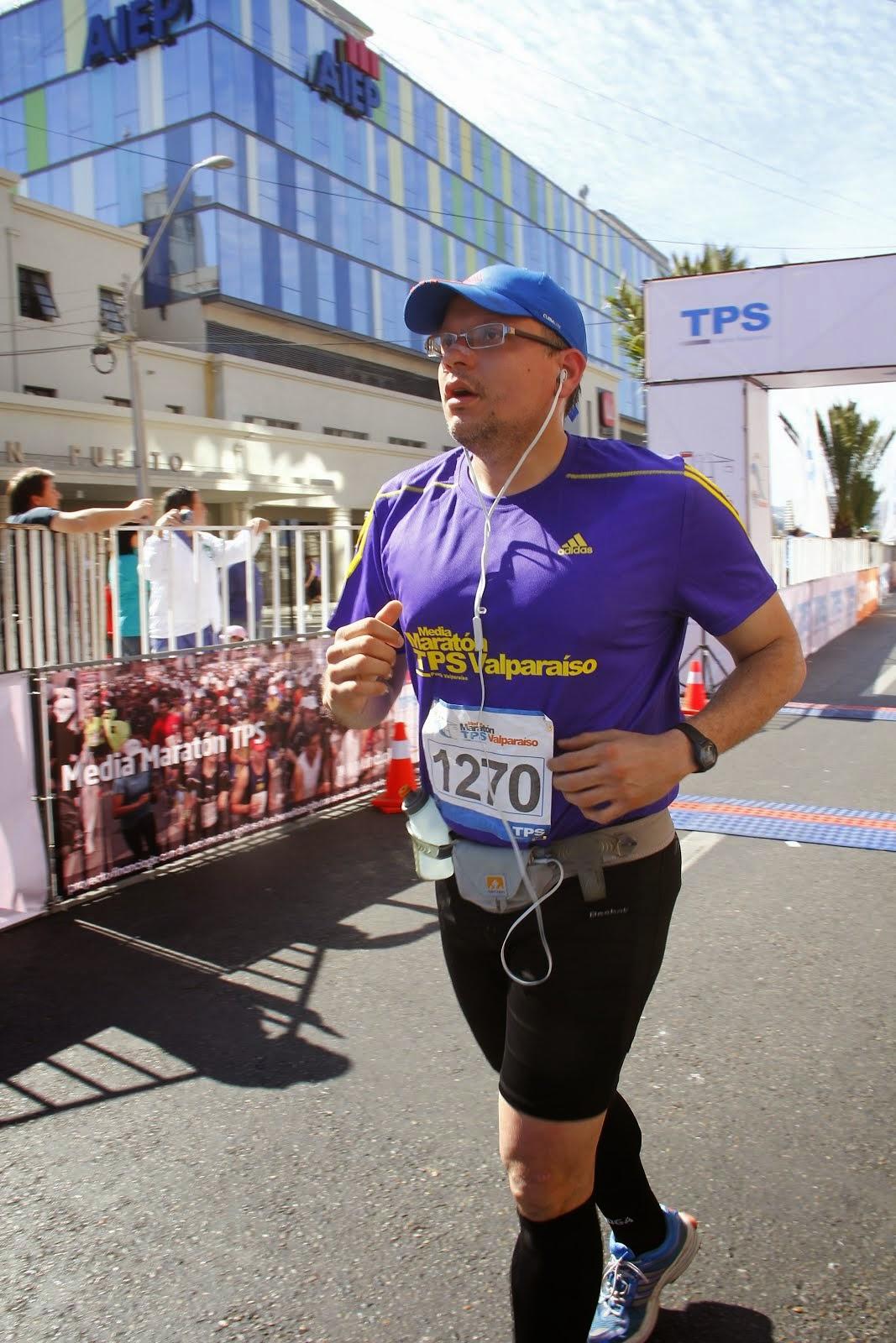 Medio Maratón del Puerto de Valparaíso 2013