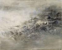 Картина Чжао Уцзи 15.05.60