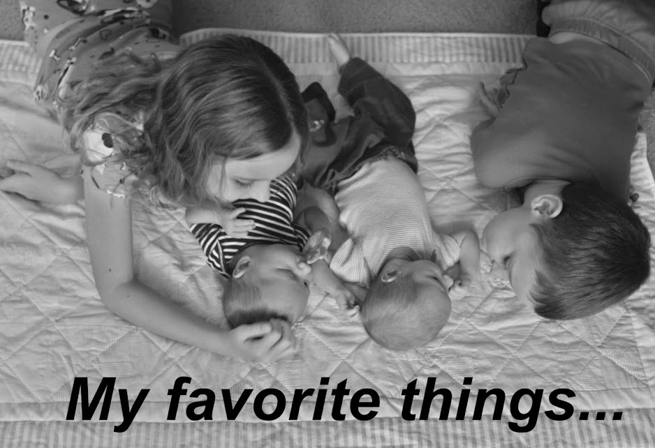My Favorite Things...from the teaching Mom