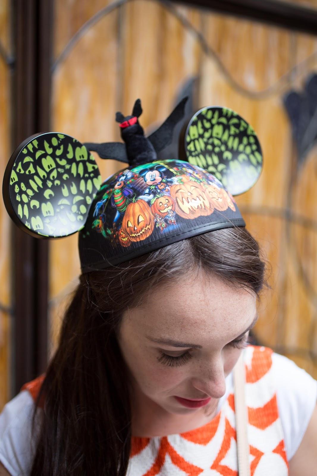 Disneyland Mickey Halloween Party 2014