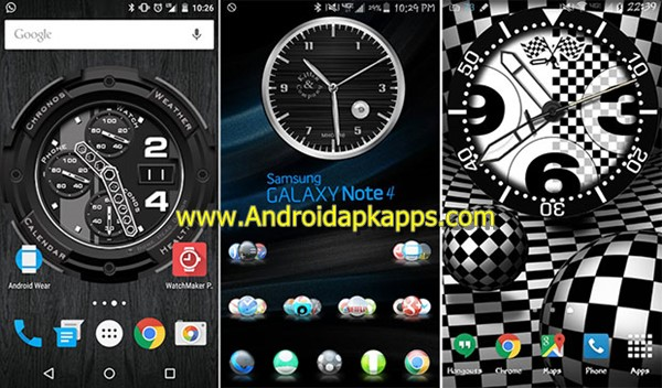 Free Download WatchMaker Live Wallpaper v1.1.1 Full Premium Apk Terbaru 2015