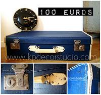 Tienda vintage online de maletas antiguas para decoración de bodas y eventos