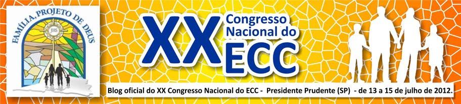 XX Congresso Nacional ECC