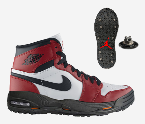 Nike Air Jordan H2O Wading Boot